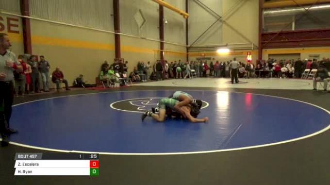 120 lbs Z Escalera vs H Ryan