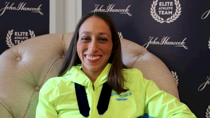 It Still Hasn't Sunk In Yet For Des Linden
