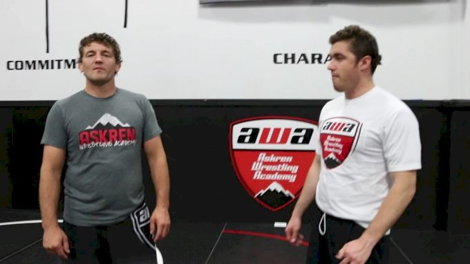 Ben Askren Churella Series Part 1 - Standard Cradle