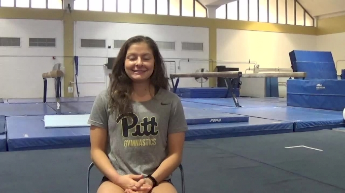 Catie Conrad Discusses How Success at Eastern Michigan Will Help Her at Pitt