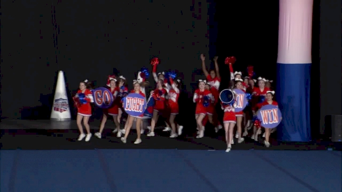 San Angelo Central High School [2018 Fight Song - Medium High School Day 1] NCA Senior & Junior High School National Championship