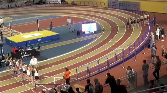 High School Girls' 3200m, Finals 2