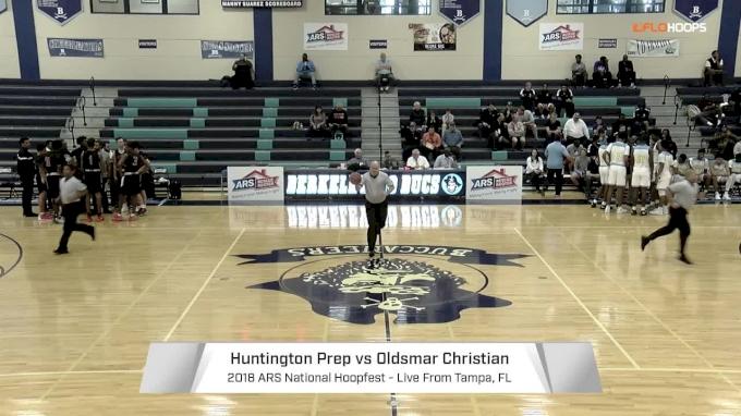 Huntington Prep (WV) vs. Oldsmar (FL) | 1.19.18 | National Hoopfest (Tampa)
