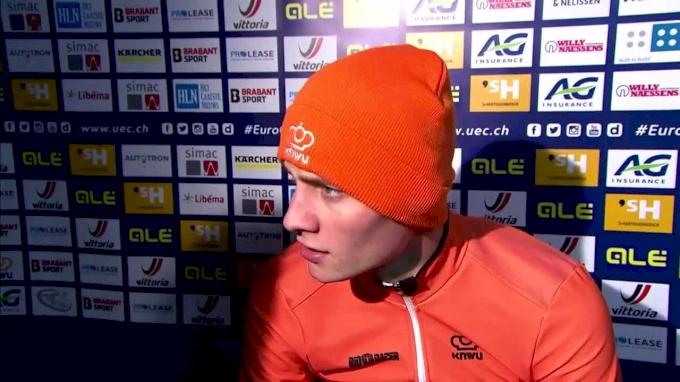 Van Der Poel: 'The Olympics Is The Future'