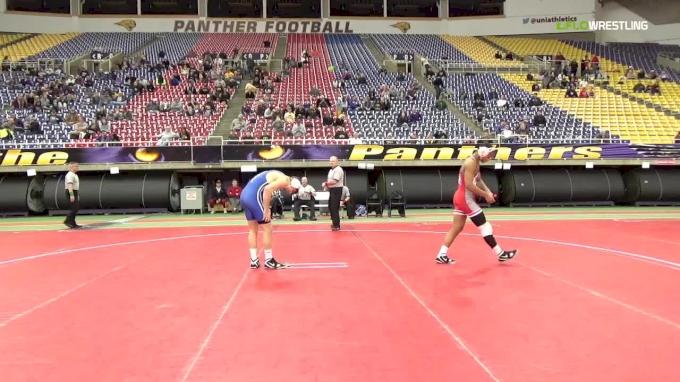 174 lbs Final, Marcus Coleman, Iowa State vs Danny Bush, Iowa State