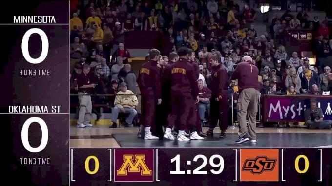 Ok State vs Minnesota