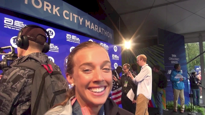 Emily Sisson wins USATF 5K Championship