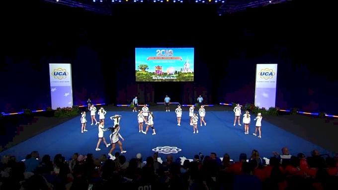Eastside Middle School [2018 Small Junior High Finals] UCA National High School Cheerleading Championship