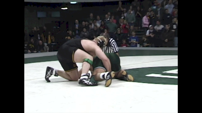 Steve Mocco's Scuffle That Led To Suspension