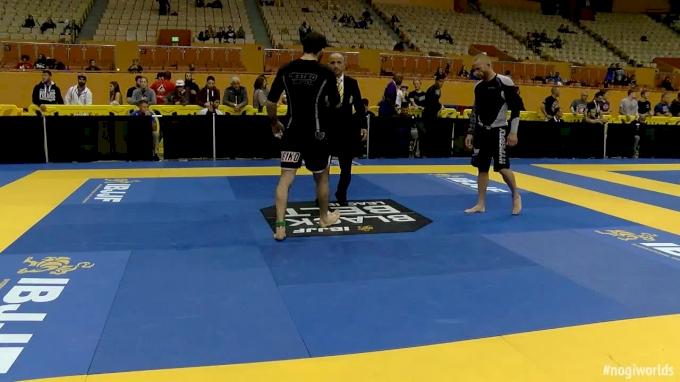 Murilo Santana vs Josh Hinger 2016 IBJJF No-Gi World Championships