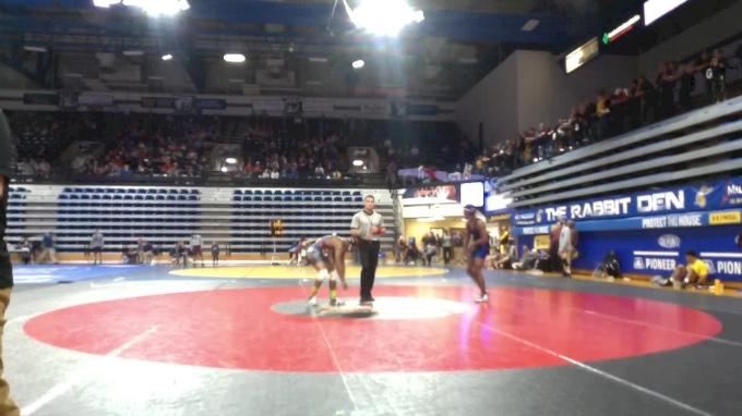141 lbs Chad Red, Neb vs Leonard Bingham, Briar Cliff