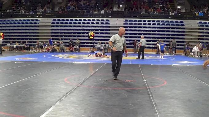 149 lbs Semifinal - Josh Maruca, Arizona State vs Alex Kocer, SDSU