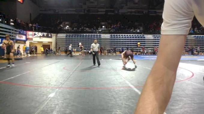 157 lbs Semifinal - Josh Shields, Arizona State vs Jake Short, Minn