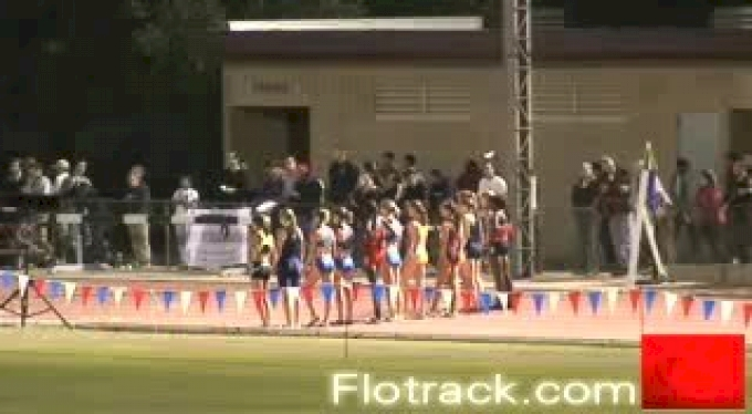 MT SAC - Women`s 5000m Invitational