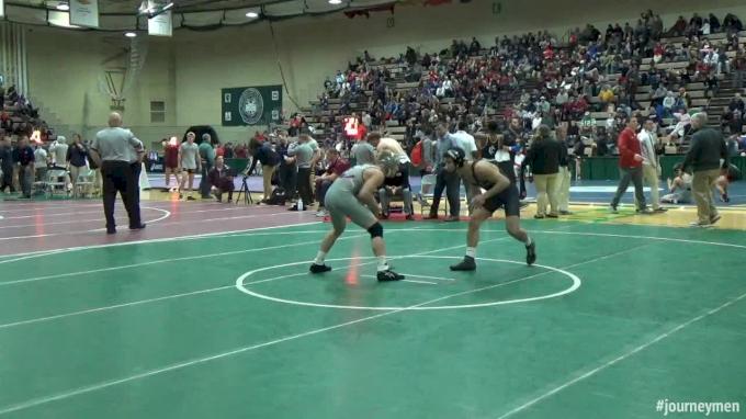 141 lbs M, Dj Fehlman vs Jason Estevez, Buffalo