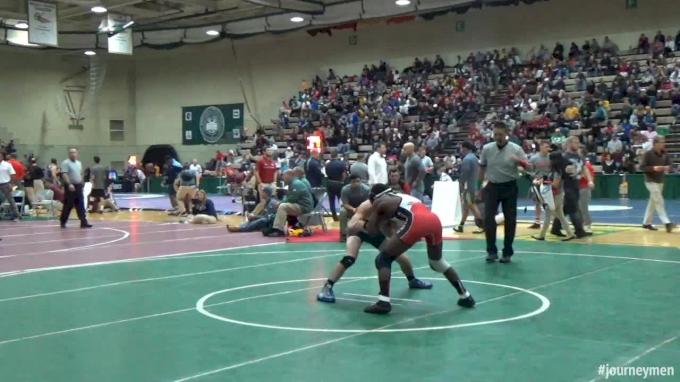 125 lbs M, Josh Antoine vs Ferdinand Mase, Ithaca