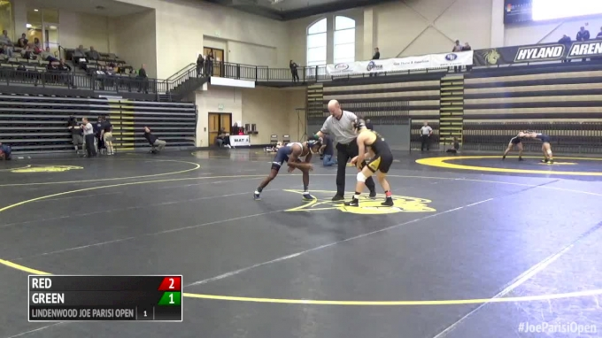 125 lbs Semifinal - Alonzo Allen, UTC vs Aaron Assad, Missouri