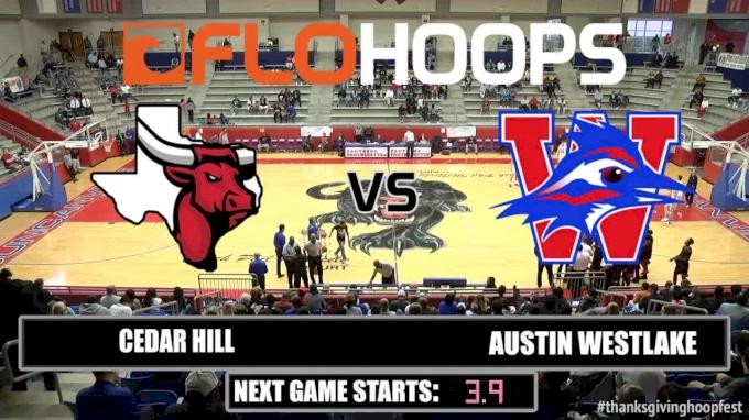 Austin Westlake vs Cedar Hill   11-26-16   Thanksgiving Hoopfest