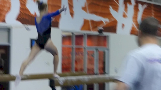 Alex McMurtry - Beam, Florida - Florida Intrasquad 2016