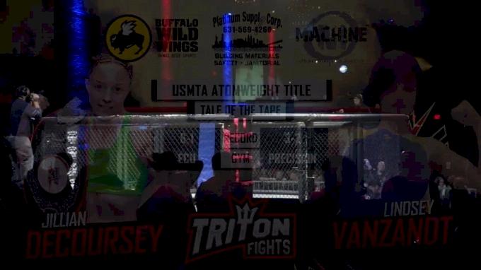 KTFO & ACC Worlds Collide: Jillian Decoursey vs. Lindsey VanZandt Replay