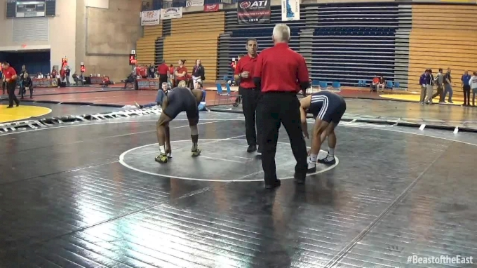 152 lbs Semifinal - David Carr, Mass Perry vs Julian Ramirez, Blair