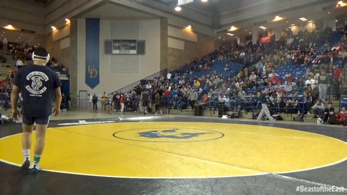 152 lbs Final - Shane Griffith, Bergen Catholic vs Julian Ramirez, Blair