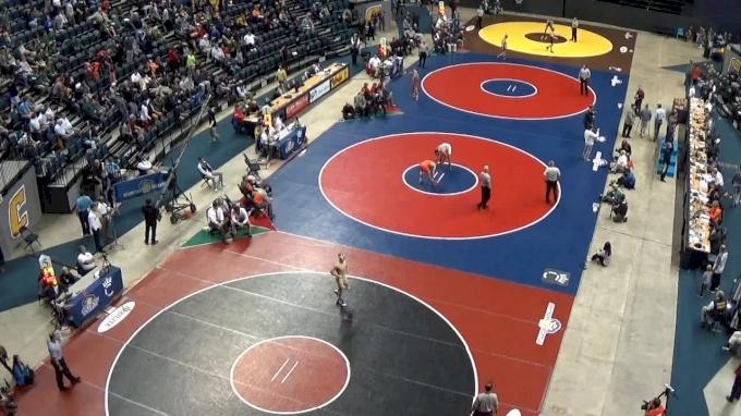 149 lbs Final - Anthony Collica, Oklahoma State vs Lavion Mayes, Missouri