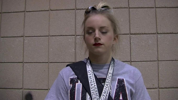 Madison McPherson On Trusting Her Training - 2017 Atlanta Crown Invitational