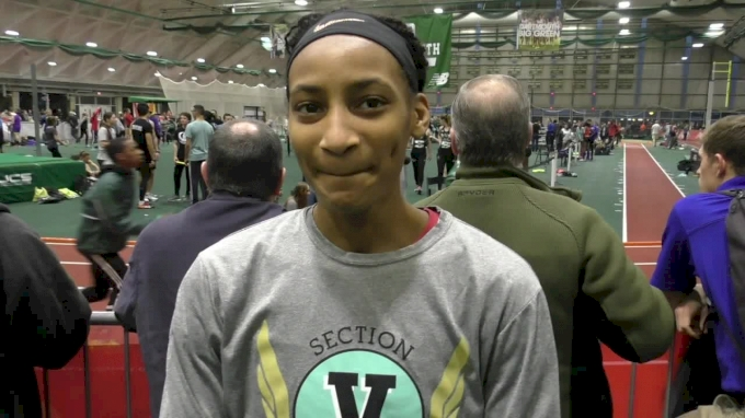 Sammy Watson reveals her top two college choices!