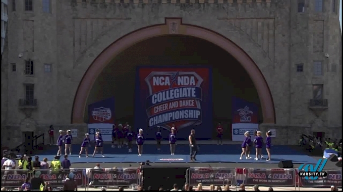 Stephen F. Austin State University [2016 All-Girl Cheer Division I Finals]