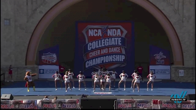 Montclair State University [2016 All-Girl Cheer Division III Finals]