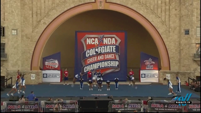 Blinn College [2016 Small Coed Cheer Division II Finals]