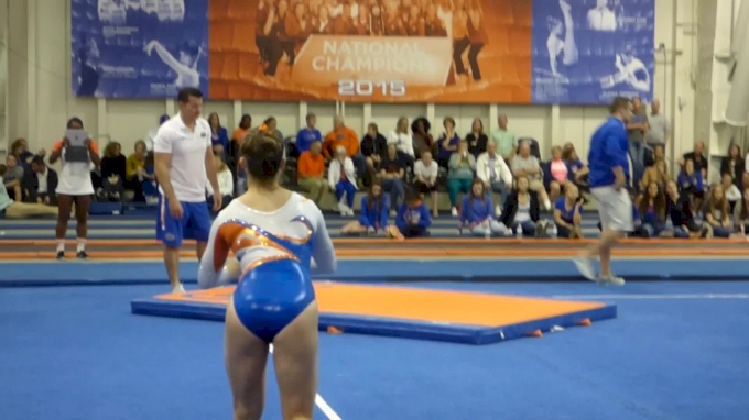Maegan Chant - Floor, Florida - Florida Intrasquad 2016