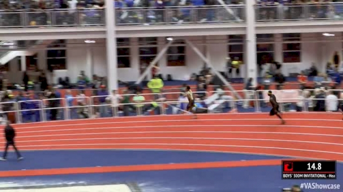 2017 Throwback: Boy's 300m - Tyrese Cooper Breaks National Record!
