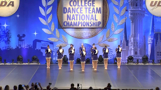 University of Kentucky [2017 Division IA Pom Semis]