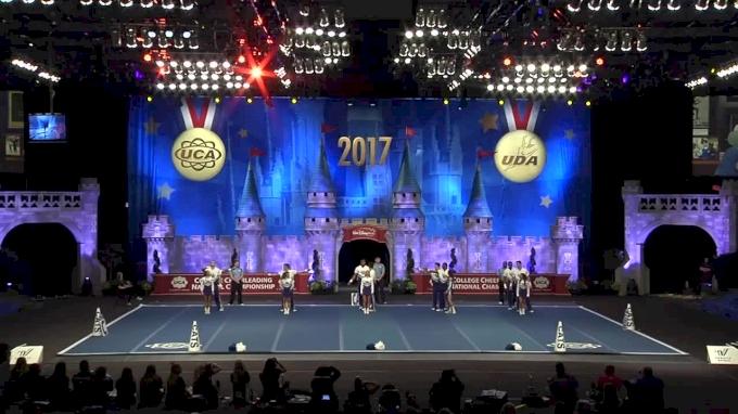University of Kentucky [2017 Cheer Division IA Semis]