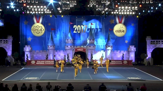 University of Iowa [2017 Cheer Division IA Semis]