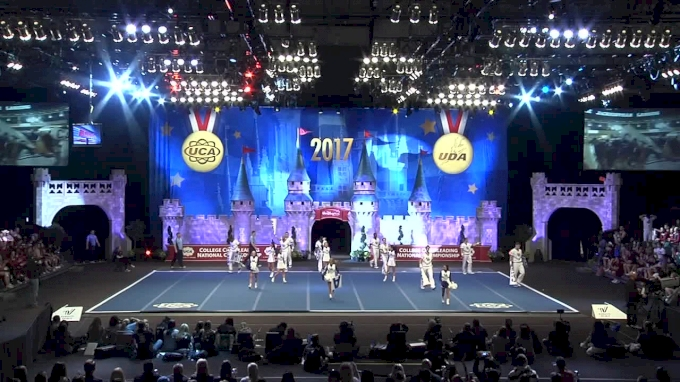 University of Kentucky [2017 Cheer Division IA Finals]