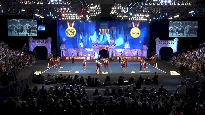University of Alabama [2017 Cheer Division IA Finals]