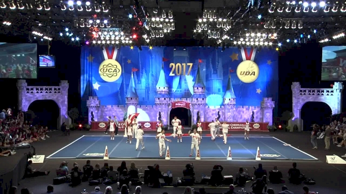 Western Kentucky University [2017 Cheer Division IA Finals]