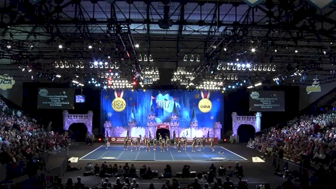 University of South Florida [2017 All Girl Division IA Finals]