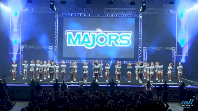 Cheer Athletics - Panthers [2017 L5 Large All Girl Day 1] The MAJORS