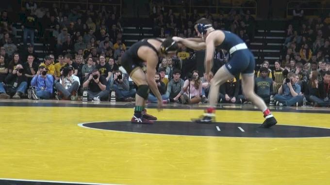 157 lbs Jason Nolf, Penn State vs Michael Kemerer, Iowa