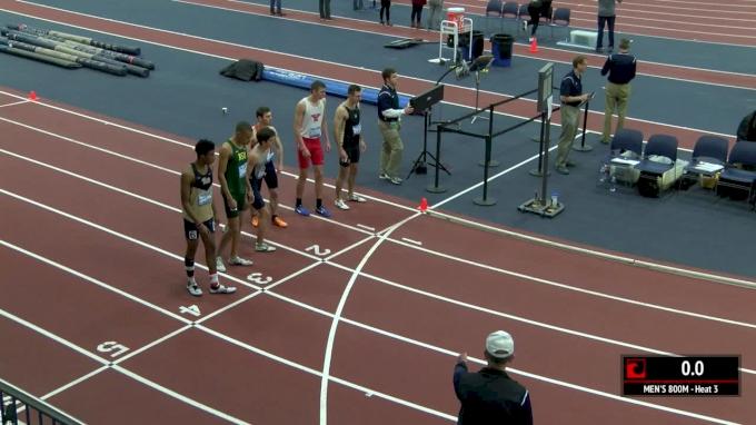 Men's 800m, Heat 3