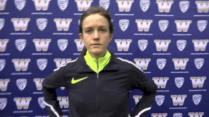 Kate Grace signs with Nike and wins 800