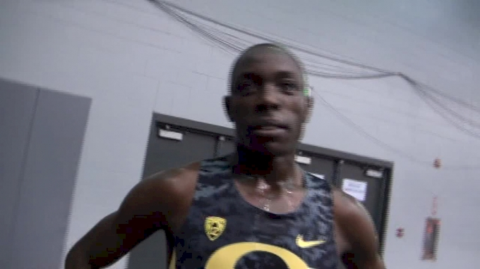 Edward Cheserek after 5k world lead, confirms intentions on NCAA triple