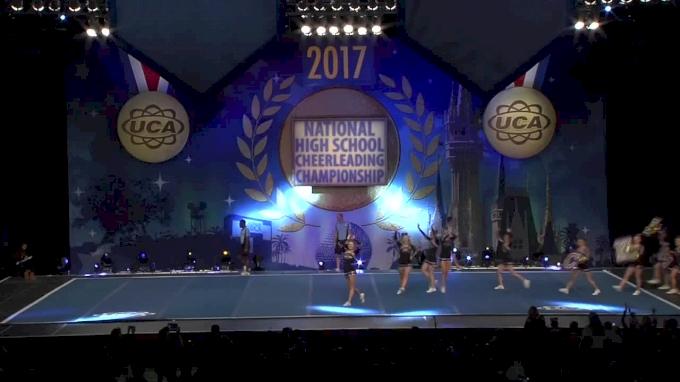 Eureka High School [Large Varsity Division I Prelims - 2017 UCA National High School Cheerleading Championship]
