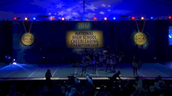 Ridge High School [Small Varsity Division I Prelims - 2017 UCA National High School Cheerleading Championship]