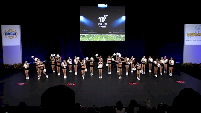 University of Nevada Las Vegas [2018 Division IA Dance Game Day] UCA & UDA College Cheerleading and Dance Team National Championship