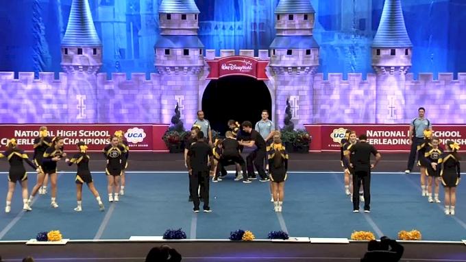 Downingtown West High School [Medium Varsity Coed Semis - 2017 UCA National High School Cheerleading Championship]